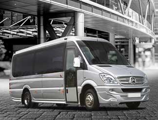 16 Seater Executive Minibus