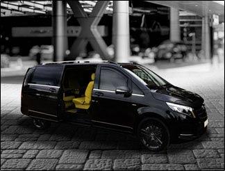 8 Seater Executive Minibus
