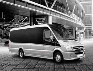 19 Seater Executive Minibus